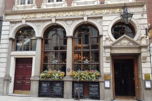 Front of the Counting House